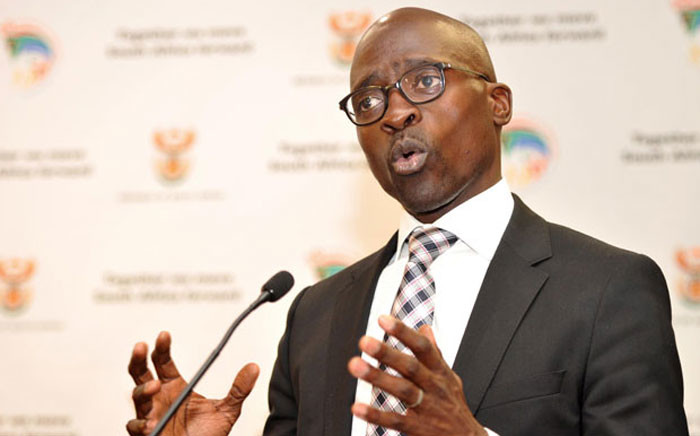 Home Affairs Minister Malusi Gigaba. Picture: GCIS