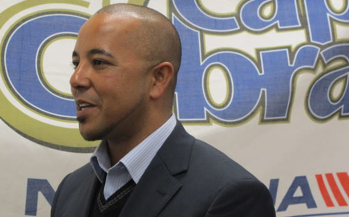 The Nashua Mobile Cape Cobras named Paul Adams as their new coach on 26 June 2012. Picture: Alicia Pillay/EWN