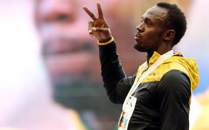 Jamaican Athlete Usain Bolt. Picture: Usain Bolt Facebook.
