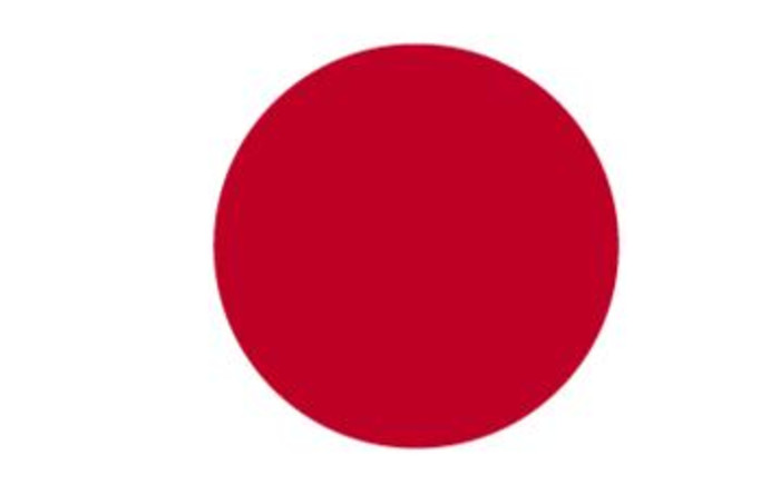 Japan flag. Picture: AFP.