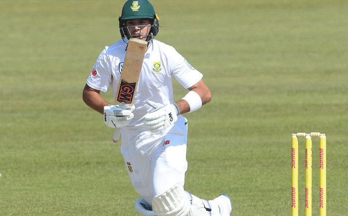 FILE: South African batsman Aiden Markram pictured during the second Test against Bangladesh on 6 October 2017. Picture: @OfficialCSA.