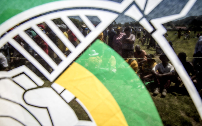 FILE: ANC supporters listen to Baleka Mbete speak at the 104 birthday rally in Grabouw. Picture: Thomas Holder/EWN