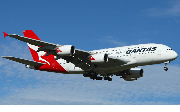 A Qantas aircraft: Picture: Pixabay.com.