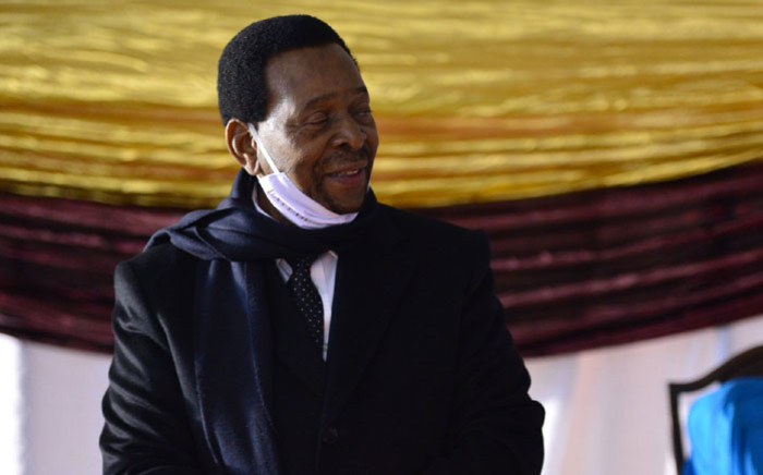 FILE: AmaZulu King Goodwill Zwelithini during his 72nd birthday celebrations on 27 July 2020. Picture: @kzngov/Twitter