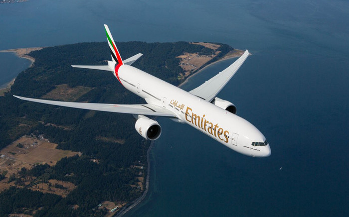 FILE: Picture: @emirates/Twitter.
