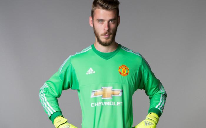 Manchester United goalkeeper, David de Gea. Picture: manutd.com