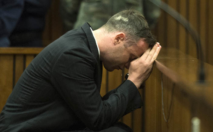State prosecutor Gerrie Nel during the Oscar Pistorius. Picture: AFP.