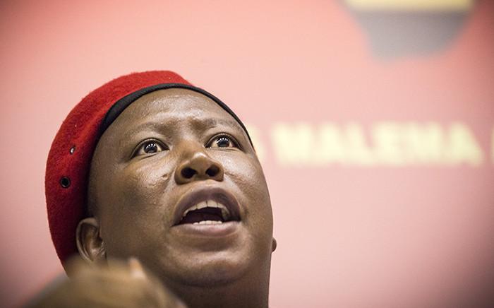 FILE: Julius Malema. Picture: Thomas Holder/EWN