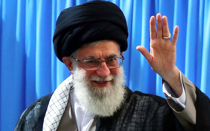 """FILE: The conservatives comments come a day after Supreme Leader Ayatollah Ali Khamenei described some of the world powers that signed the deal as """"untrustworthy"""". Picture: EPA"""