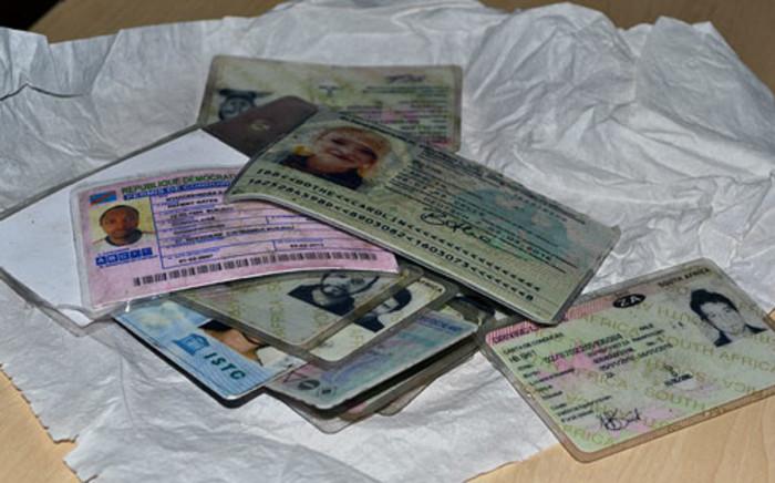 FILE: A stash of licences. Picture: EWN