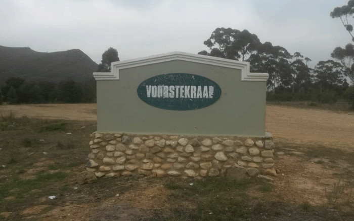 Voorstekraal is a small community 136 kilometres outside of Cape Town; its residents say they had been trying to keep drug lords and gangsters out of the area, with no success. Picture: Graig-Lee Smith/Eyewitness News.