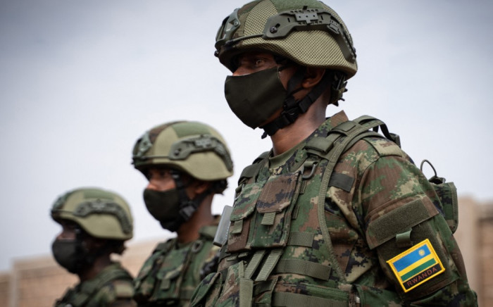 FILE: Rwandan soldiers from Rwanda Defence Forces (RDF. Picture: AFP