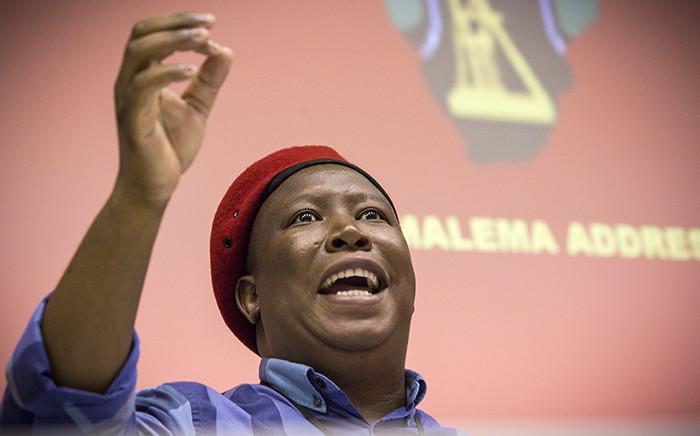 FILE: Julius Malema. Picture: Thomas Holder/EWN.