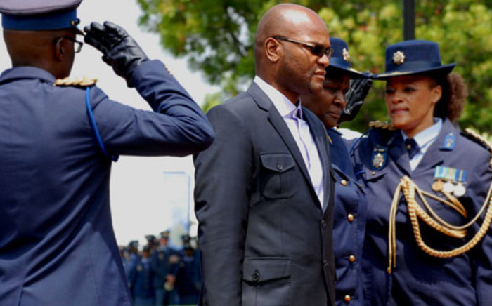 FILE: The former minister of police Nathi Nthethwa. Picture: GCIS.