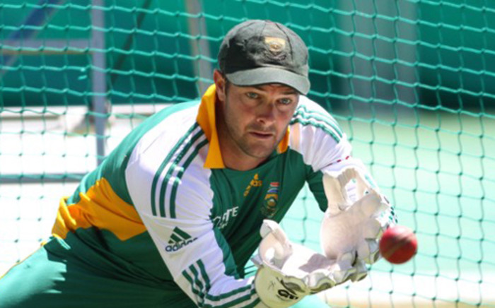Proteas wicketkeeper Mark Boucher. Picture: Supersport