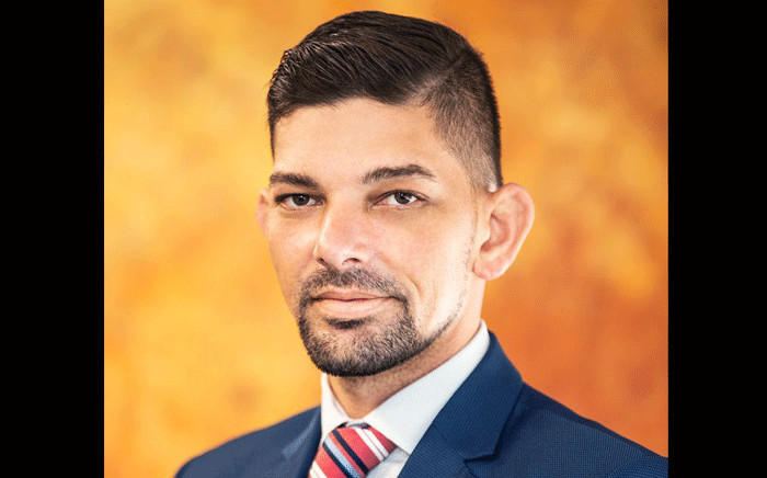 Western Cape Transport MEC Daylin Mitchell. Picture: Supplied.
