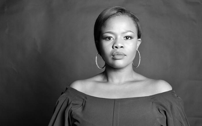 Nompumelelo Mayiyane is cast to play main character Khwezi (Fezekile Ntsukela Kuzwayo) in the highly anticipated theatre production 'KHWEZI…Say My Name'. Picture: SA State Theatre.