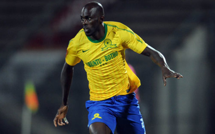 FILE: Anthony Laffor of Mamelodi Sundowns during the Absa Premiership 2012/13 at Lucas Moripe Stadium. Picture: Sydney Mahlangu/BackpagePix