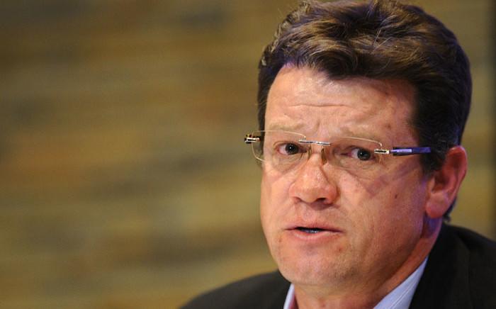 FILE: Impala Platinum Chief Executive at Rustenburg operations Mark Munroe. Picture: AFP