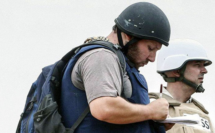 US journalist Steven Sotloff was beheaded by ISIS forces in Syria. The video surfaced on 2 September 2014. Picture: Facebook.