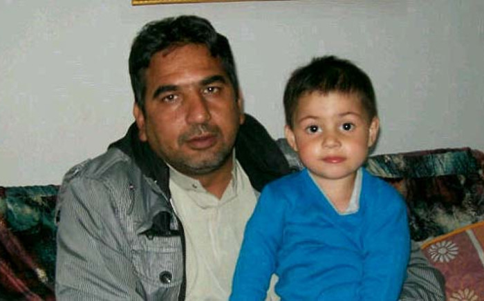South African businessman Arshad Alie was kidnapped in Pakistan on 10 September 2013. Picture: Supplied