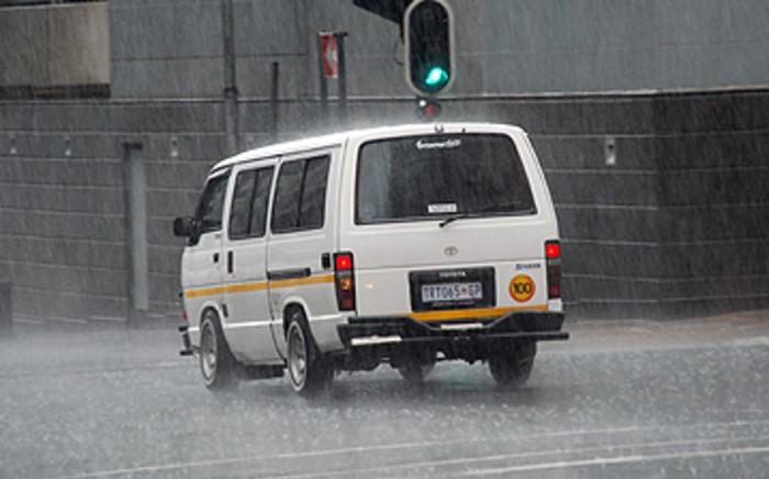 Taxi. Picture: EWN