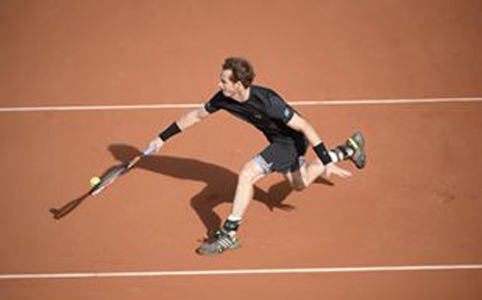 Andy Murray. Picture: Andy Murray/Facebook