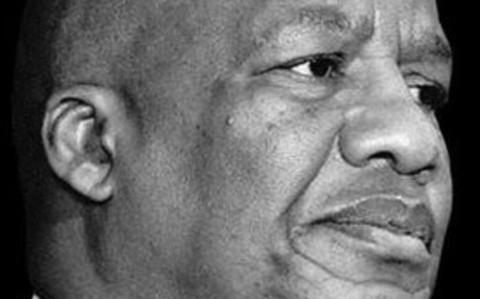 The late minister Jackson Mthembu. Picture: @PresidencyZA/Twitter.
