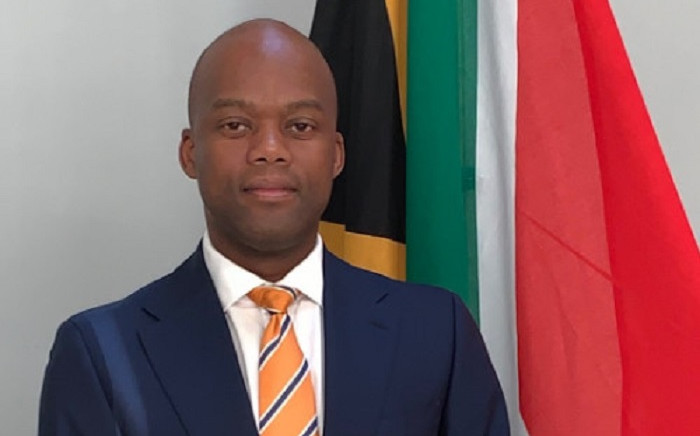 Wamkele Mene was chief negotiator in the African Continental Free Trade Area for South Africa and a former trade diplomat at World Trade Organisation. Picture: LinkedIn