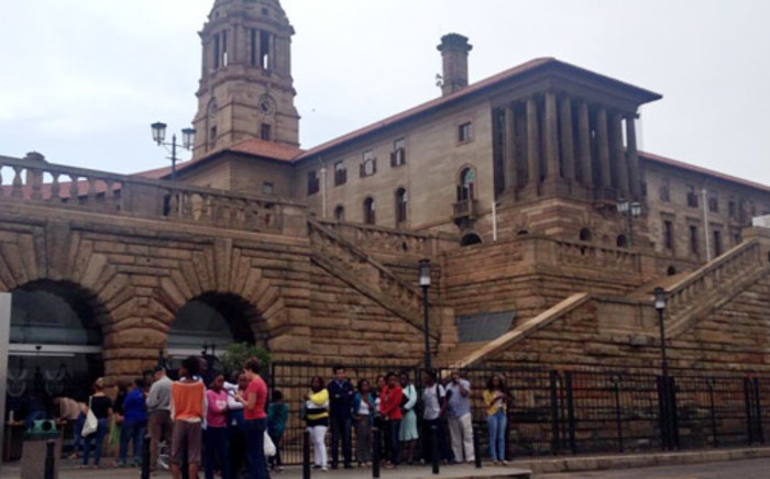 FILE: Scores of people have descended on the Union Buildings for the National Freedom Day celebration. Picture: Lesego Ngobeni/EWN.