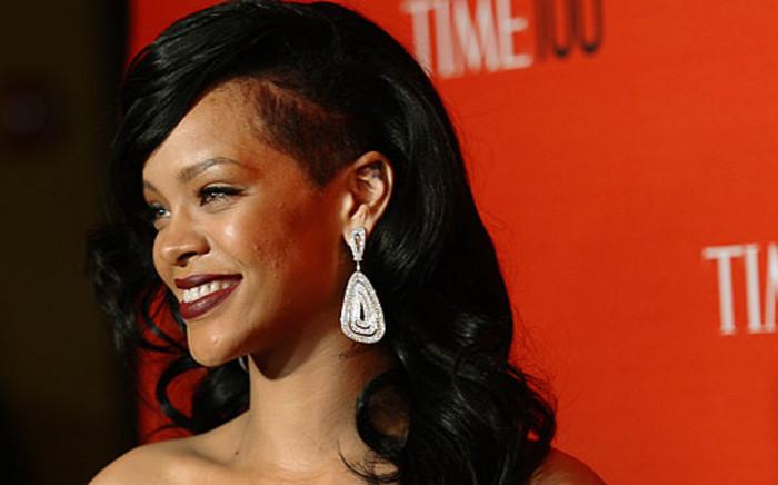 Rihanna. Picture: AFP