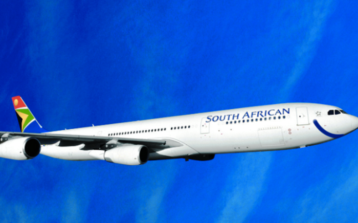 FILE. The transaction will see SAA swap the purchase of 10 A320 aircraft for a lease of five A330-300 aircraft from Airbus. Picture: FlySAA Facebook page.
