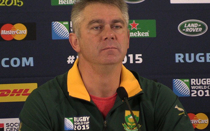 Heyneke Meyer's replacement will be announced next month. Picture: Vumani Mkhize/EWN.