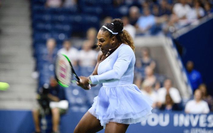 FILE: Serena Williams. Picture: @usopen/Twitter