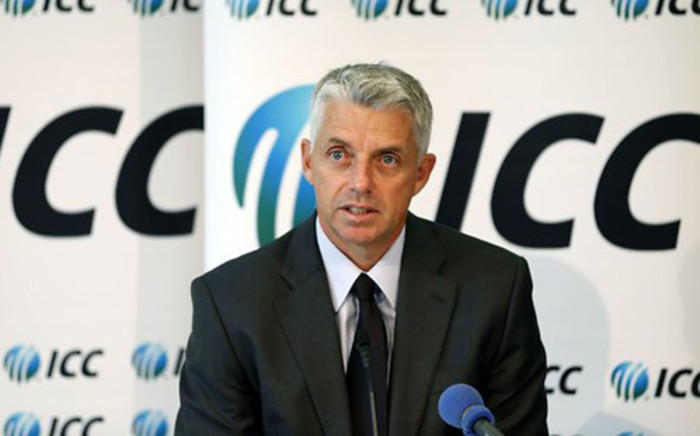 FILE: CEO of the International Cricket Council (ICC) Dave Richardson. Picture: Facebook.