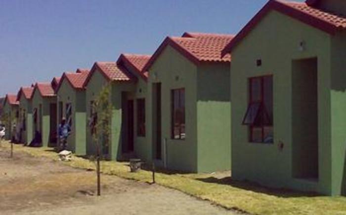 A Housing Project in Atlantis. Photo: EWN