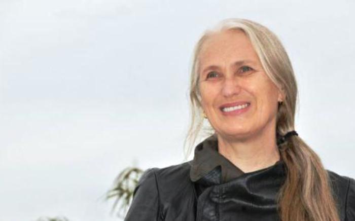Oscar-winning director Jane Campion. Picture: Twitter.