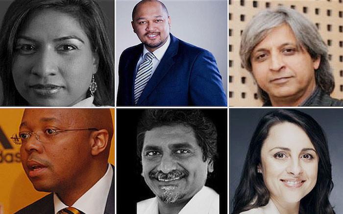#EWNDebate: Ranjeni Munusamy, Eusebius McKaiser, Professor Adam Habib, Leslie Sedibe, Jay Naidoo & Katy Katopodis. Picture: EWN.