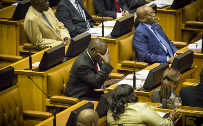 FILE: The EFF and DA rejected the changes announced by Deputy President Cyril Ramaphosa on Wednesday. Picture: Thomas Holder/EWN