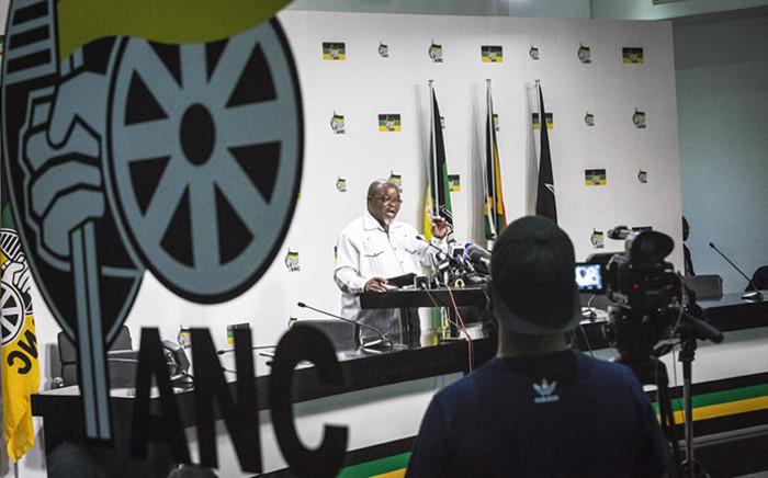 FILE: ANC Secretary-General Gwede Mantashe. Picture: Reinart Toerien/EWN.
