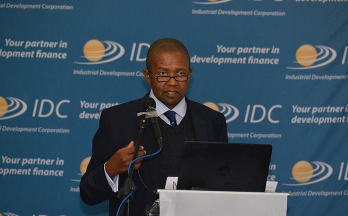 IDC has announced the resignation of Geoffrey Qhena as the company's CEO. Picture: Facebook.com.