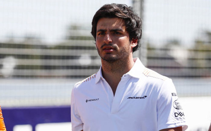 Formula One driver Carlos Sainz. Picture: @Carlossainz55/Twitter