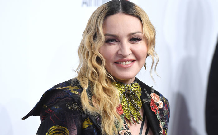 FILE: US singer Madonna. Picture: AFP.