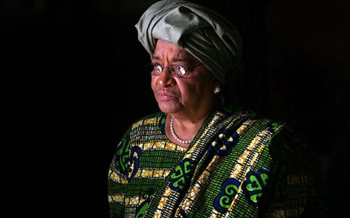 Former Liberian President Ellen Johnson Sirleaf. Picture: AFP