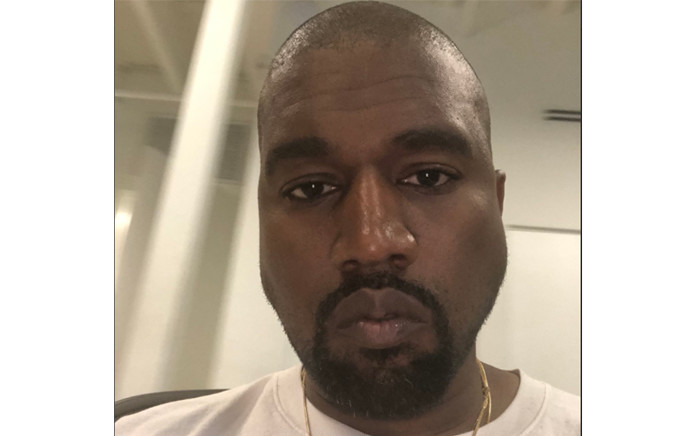 FILE: Kanye West. Picture: Twitter/@kanyewest