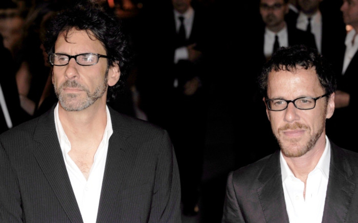 A file picture dated 05 September 2008 shows US directors-writers Joel Coen (L) and brother Ethan Coen as they arrive on the red carpet for the North American premiere of their film 'Burn After Reading' at the 33rd annual Toronto International Film Festival in Toronto, Canada. Picture: EPA/WARREN TODA.