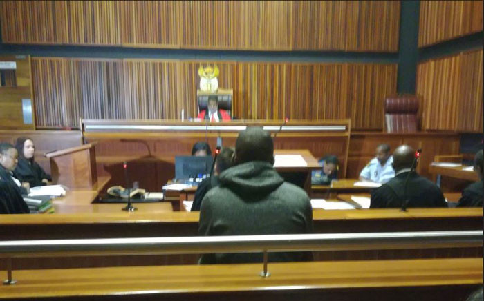 Serial rapist Lebogang Mokoena was handed 13 life sentences and 340 additional years in the Palm Ridge Magistrates Court. Picture: GPCommunitySafety/Twitter