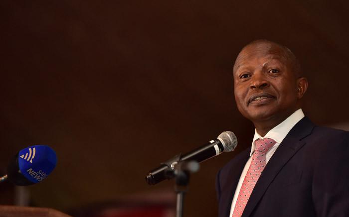 FILE: Deputy President David Mabuza. Picture: GCIS.