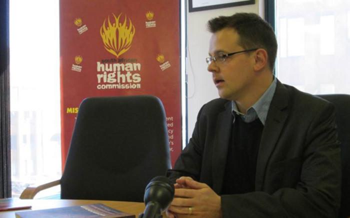 AfriForum's Ernst Roets. Picture: AfriForum