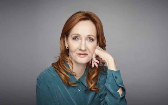 Author JK Rowling. Picture: Debra Hurford Brown